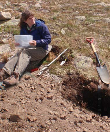 soil and site evaluation handbook